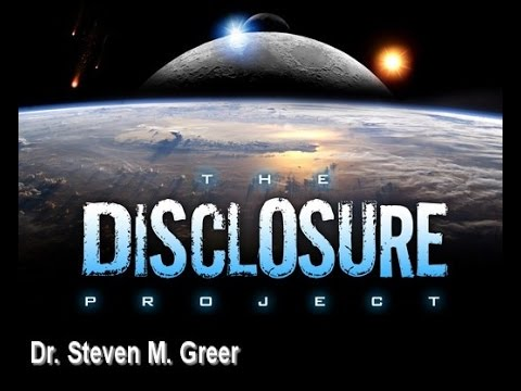 the disclosure project Comment engendered by the viewing the disclosure project page: the timing of this [disclosure project] conference was interesting, five months prior to 9/11.
